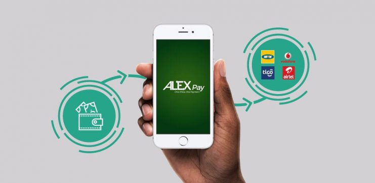 Link Bank Account, Send and Receive Cash from all Networks With ALEXpay