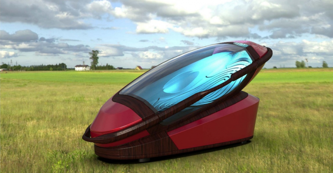 'Sarco' Death Pod That Lets Users Kill Themselves Showcased